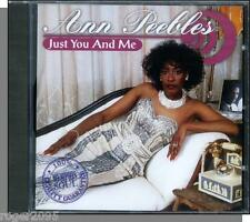 Ann Peebles - Just You And Me (1995) - New Waylo Soul Music CD!