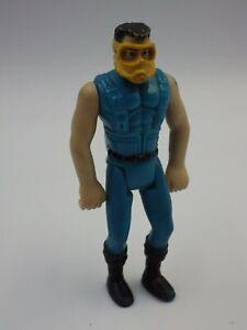 Figurine Action Figure Hasbro Mcdonald's Action Man 2002 Diver 3 7/8in