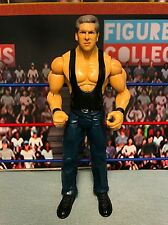 WWE Wrestling Jakks Classic Superstars Vince McMahon Figure Hybrid Ring Attire
