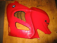 Verkleidung links / left fairing cowl / BMW K 1200 RS-589