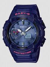 Casio Baby-G * BGA230S-2A Dual Time Navy Blue Anadigi Watch COD PayPal #crzycod