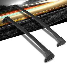 Black Aluminum OE Style Bolt-On Top Roof Rack Rail Cross Bar For 14-18 Acura MDX