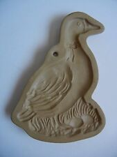 Old 1984 Brown Bag Cookie Art GOOSE & EGGS Hill Design MOLD Clean