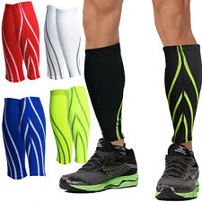 Calf Support Medical Compression Sleeves Exercise Running Shin Splints Leg Brace