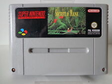 SNES Spiel - Secret of Mana (PAL) (Modul)