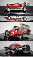 1 43 Hot Wheels Elite Ferrari 126c2 GP Italy 1982