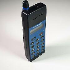 Vintage Retro Brick GSM Cell Phone Ericsson GA318 Blue  - Tested!