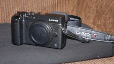 Panasonic LUMIX DMC-GX8 20.3 MP Digital Camera - Black (Body Only)