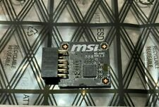 More details for ✅ msi tpm 2.0 module spi (ms-4462) windows 11 ready ✅