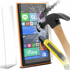100% Genuine Tempered Glass Film Screen Protector for Nokia Lumia 730 / 735