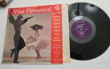 LP, Viva Flamenco!  Vox STPL 512 400, SR, VG++