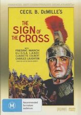 The Sign of The Cross 1932 Fredric March Charles Laughton DVD R4