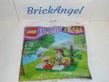 NEW LEGO Friends Mia Mini Figure Summer Picnic 30108 Factory Sealed Polybag 2013