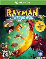 Rayman Legends XB1 - Xbox One Brand New Free Shipping