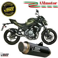 Scarico Completo Mivv Kawasaki Z650 2018 18 Gp Pro Carbonio Moto Alto