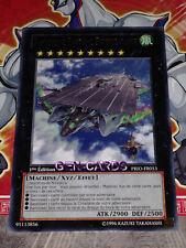 Carte YU GI OH FORTERESSE FANTOME ENTERBLATHNR PRIO-FR053
