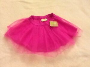 Baby Girls Pink TuTu Skirt from Crazy 8, Size 12-18 Months, NWT