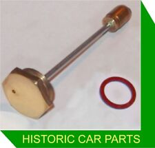 "WOLSELEY 1300 1275 Mk 2 3 1968-74 - 1¼"" SU Carb HEX BRASS PISTON DAMPER & Gasket"