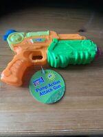 Outdoor Fun Water Pistol Childrens Toy Age 3+
