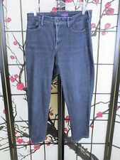 NYDJ Not Your Daughters Jeans Size 12P Dark Wash Ankle Jeans
