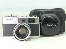 Autocollant comme-Est】Minolta Hi-Matic 7s Avec / Rokkor 45mm F/1.8 De Japon
