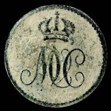 Button American Revolutionary War, English - 22 mm.