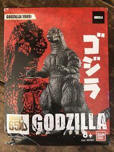 """Bandai Godzilla 65TH ANNIV. 3.5"""" Figure Wave 2 Godzilla 1989"""