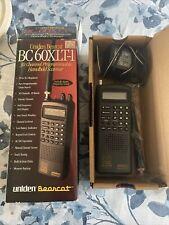 Uniden Bearcat Bc60Xlt-1 Handheld Scanner