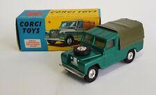 """Very Rare Corgi Toys No. 438, Land Rover (109"""" W.B.), - Superb Mint Condition."""