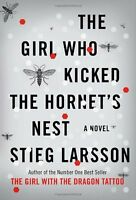 The Girl Who Kicked the Hornets Nest (Millennium Trilogy) by Stieg Larsson