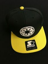 Starter Baseball Cap - Star Wars - 74 - Black/Yellow - Imperial - 2013