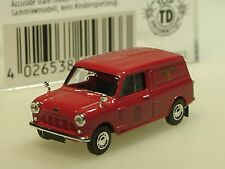 Brekina Austin Mini Van ROYAL MAIL, rot - 15353 - 1/87