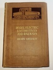 More details for model electric locomotives and railways henry greenfly train reference book d10