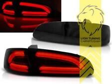 Light Bar LED Rückleuchten Heckleuchten für Seat Ibiza 6L schwarz smoke
