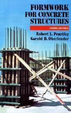Formwork For Concrete Structures by Peurifoy,Robert|Oberlender,Garold (Gary)