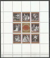 AUTRICHE Bloc Feuillet n° 6 neuf ★★ Luxe 1969 / MNH