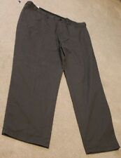 Claiborne Dark Gray (forged iron) Pants 44X32 MSRP $50 Now $27.99