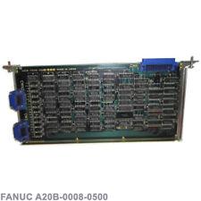 FANUC PCB - MASTER INTERFACE FS-6B A20B-0008-0500
