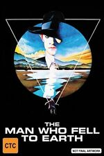 The Man Who Fell To Earth (DVD, 2003)