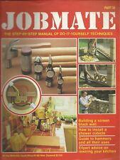 JOBMATE 38 DIY -KITCHEN REWIRE, SHOWERS, BLOCK WALL etc