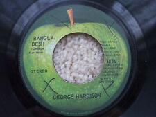 George Harrison - Bangla-desh / Deep Blue - Apple 1836 USA 45