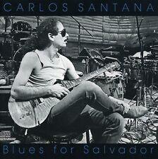 Carlos Santana - Blues for Salvador [New CD]