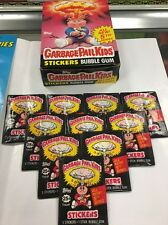 Garbage Pail Kids 5th 1986 Series 5 Packs (10 Pack Lot)