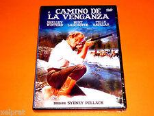 CAMINO DE LA VENGANZA - Burt Lancaster / Sydney Pollack 1968 - Precintada