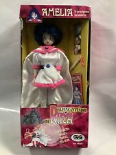 "Vintage Anime Figure The Slayers Amelia Saillune 12"" Doll GiGi Italy 1995 Nib"
