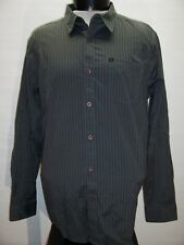 QUIKSILVER Large L Button-up shirt Combine ship w/Ebay Car
