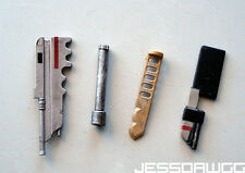 """1/6 Tool Weapon set Boba Fett by Sideshow for marmit 12"""" star war hot toys jango"""