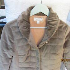 ST JOHN SPORT Taupe Jacket S