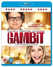 Gambit [Blu-ray] [DVD][Region 2]