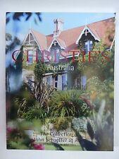 Christie's Auction Catalog John Schaeffer Collection Rona Australia 2004